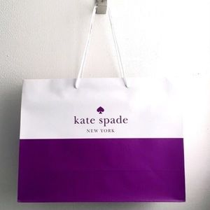 🔥NEW!🔥 2 for 10 Kate Spade Paper Shopping Tote